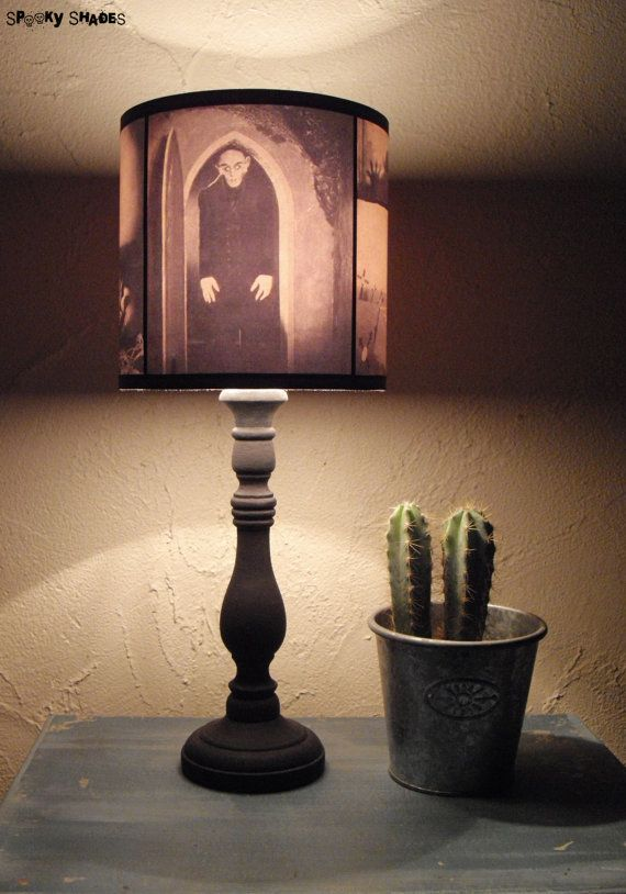 Nosferatu Lampshade Lamp Shade