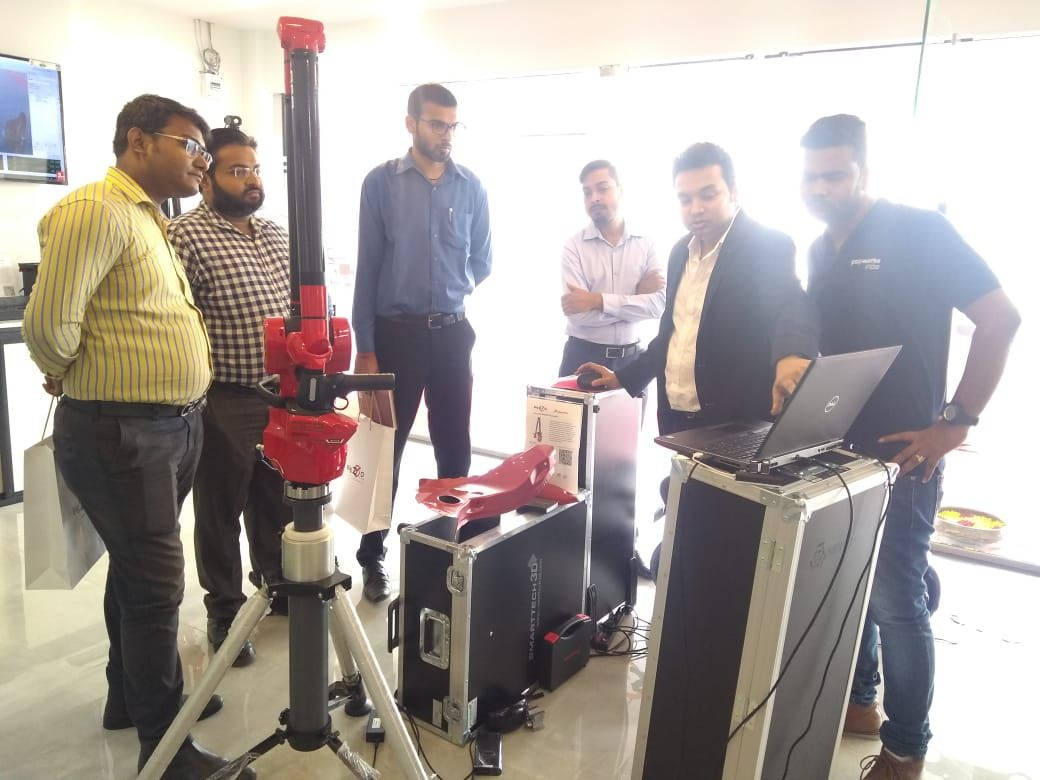 Big Zero Technology Inauguration Of Head Office At Pune Inauguration Machine Tools Manufacturing