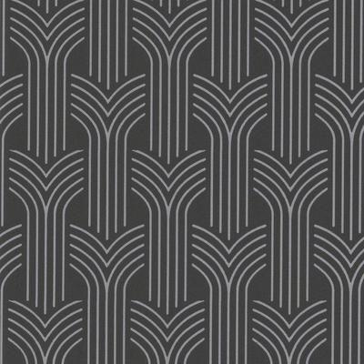 Graphic wallpaper art deco y superfresco easy cinema for Wallpaper home depot canada