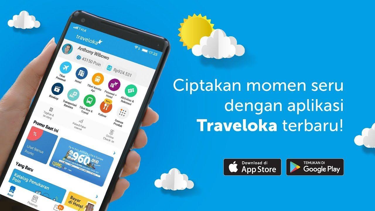 Traveloka Aplikasi Google Play Google