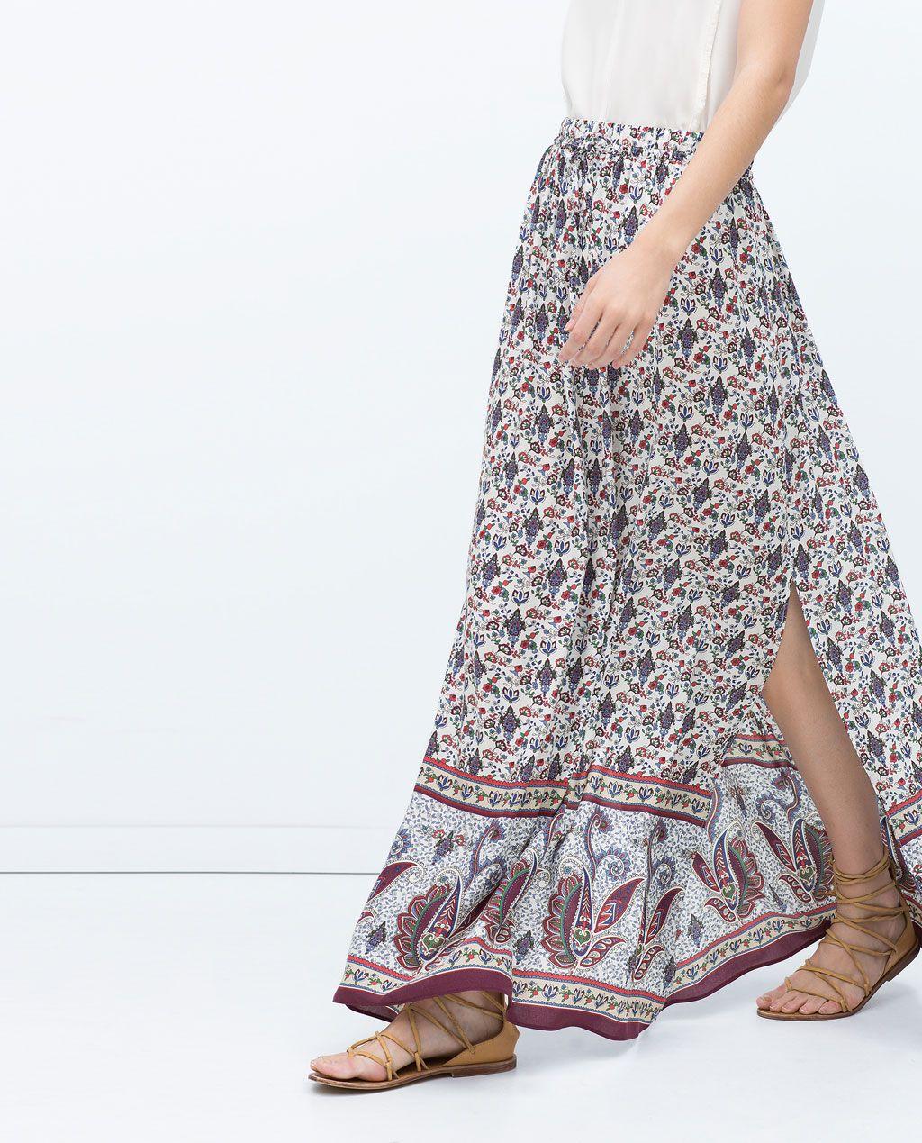 Esta es la falda de Zara que hemos comprado tres editoras de