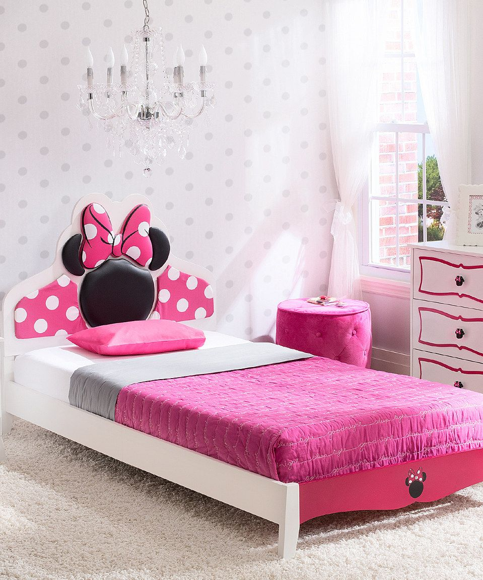 Love This Minnie Mouse Twin Bed Room In A Box Set By Delta On