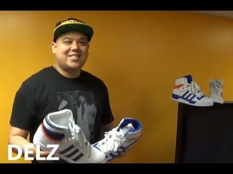 Adidas Originals Top Ten Hi Attitude Og Ewing Sneaker
