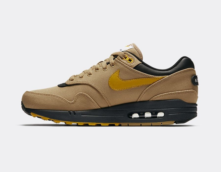 en soldes 65a45 e2093 Air Max 1 Premium 93 Logo - Elemental Gold | Shoes ...