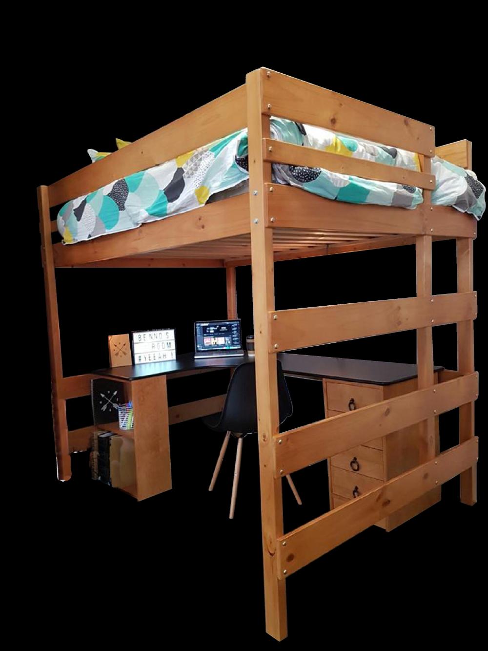 Best Bunkers Loft Bed Google Search Diy Loft Bed Double 640 x 480