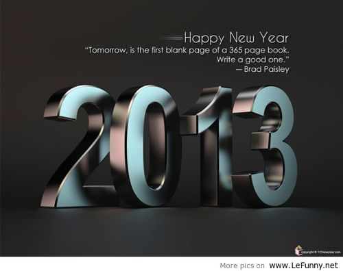60 excellent new year 2013 wallpapers inspirations