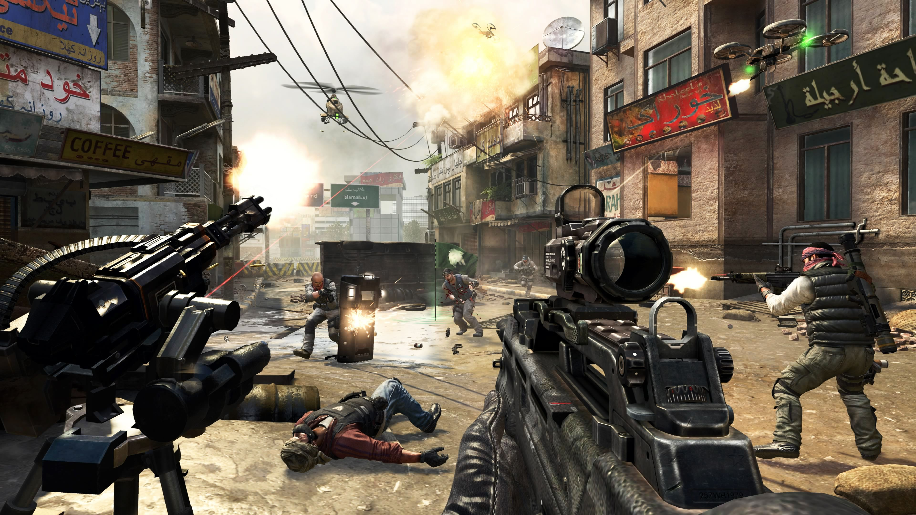 Zombies And Multiplayer Screenshots 04 Call Of Duty Black Call Of Duty Black Ops