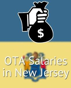 Ota Salary In New Jersey Nj Physical Therapist Assistant Physical Therapy Assistant Occupational Therapist Assistant