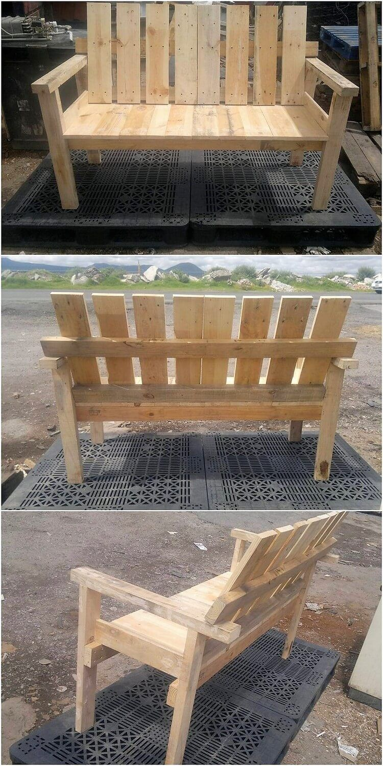 Wood Pallet Is Not Just Meant For The House Furniture Decoration And This Much Evident From Image Idea See How Simply In Creative