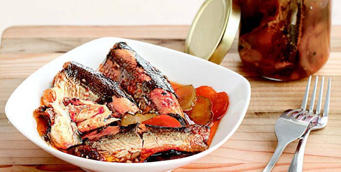 Homemade spanish style sardines recipes yummy the food forumfinder Images