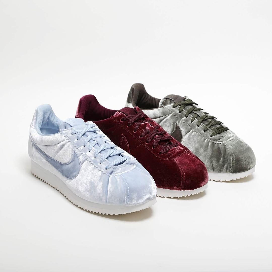 986525bb83569 nike cortez  velvet pack   Sneakers   Nike, Sneakers, Nike shoes