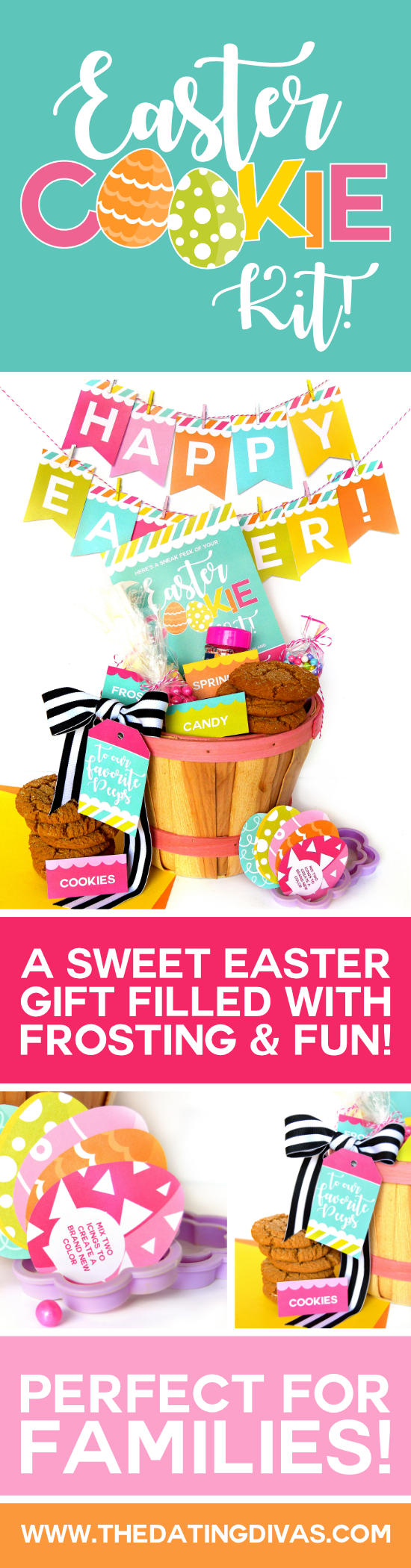 Diy easter basket family gift idea from easter gift baskets diy easter basket family gift idea from the dating divas negle Gallery
