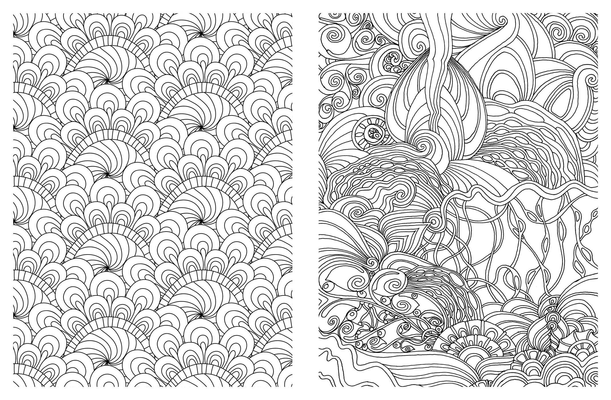 Amazon.com: Posh Adult Coloring Book: Soothing Designs for Fun and ...