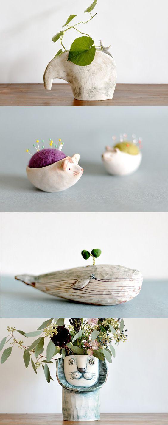 15 Gorgeous Ceramic Ideas to Inspire You #ceramicart