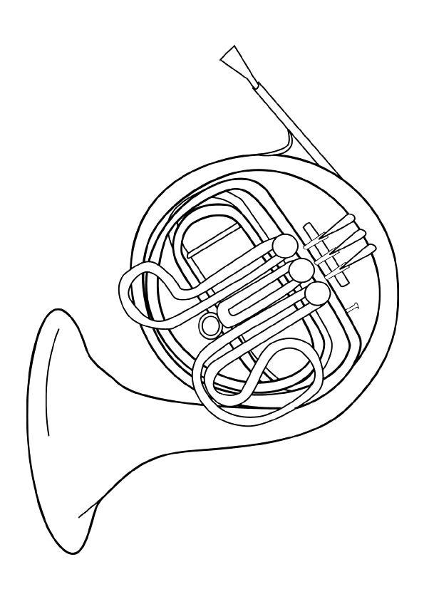 malvorlagen instrumente instrumenten | aglhk