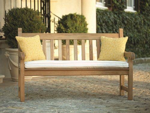 Find American Made Teak Garden Benches On Sale, Exclusively Through Arthur  Lauer. Garden FurnitureModern FurnitureOutdoor ...