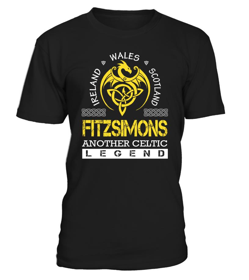 FITZSIMONS Another Celtic Legend #Fitzsimons