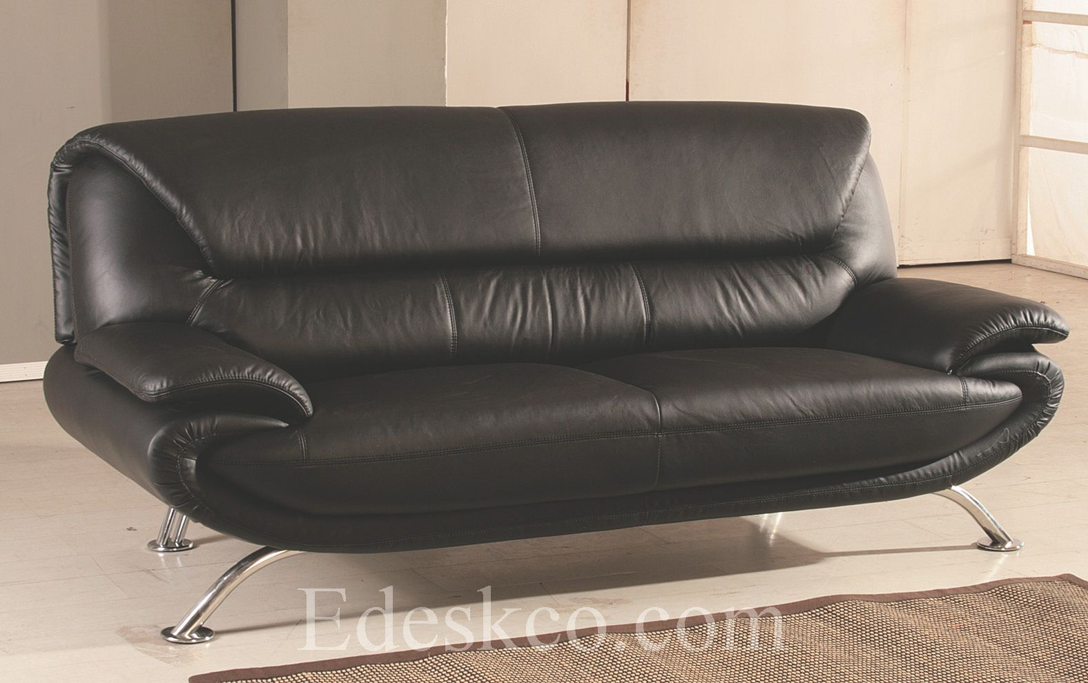 Superbe Edeskco Provides High End Leather And Fabric Office Sofas.