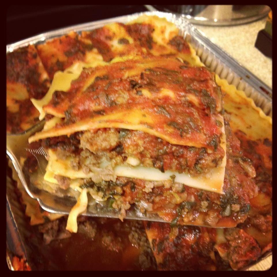 Kosher Meat Lasagna No Cheese Kosher Recipes Food