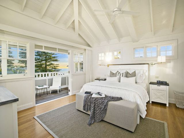 Superb Stunning Hamptons Style Beach House In Collaroy Desire Home Interior And Landscaping Eliaenasavecom