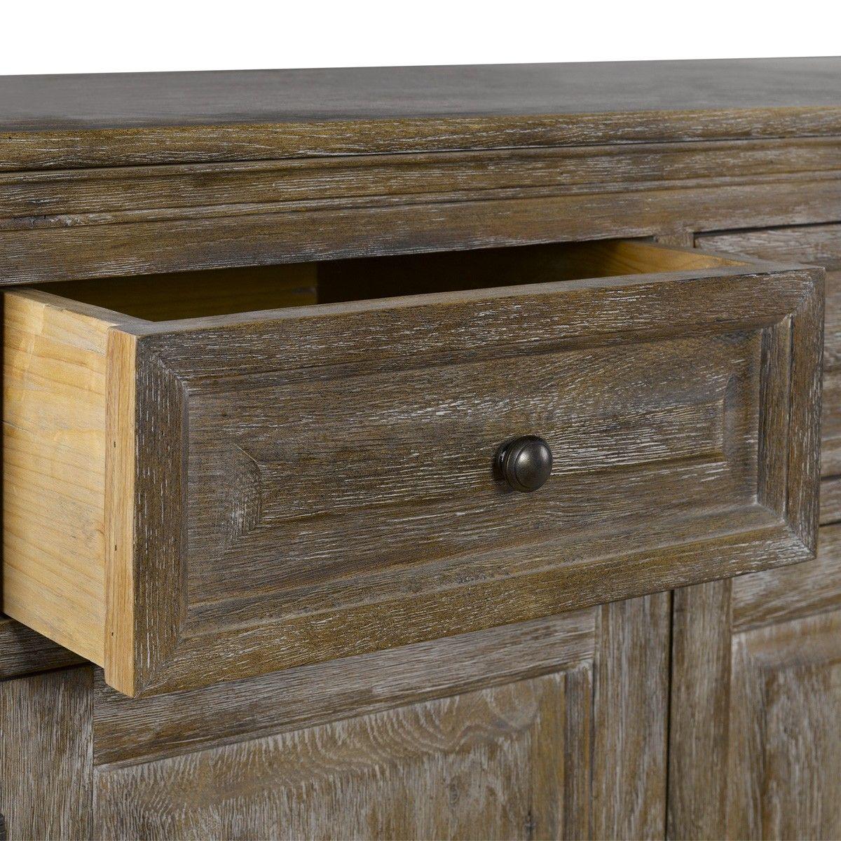 Superior Wire Brushed Oak Cabinets Imanisr Com