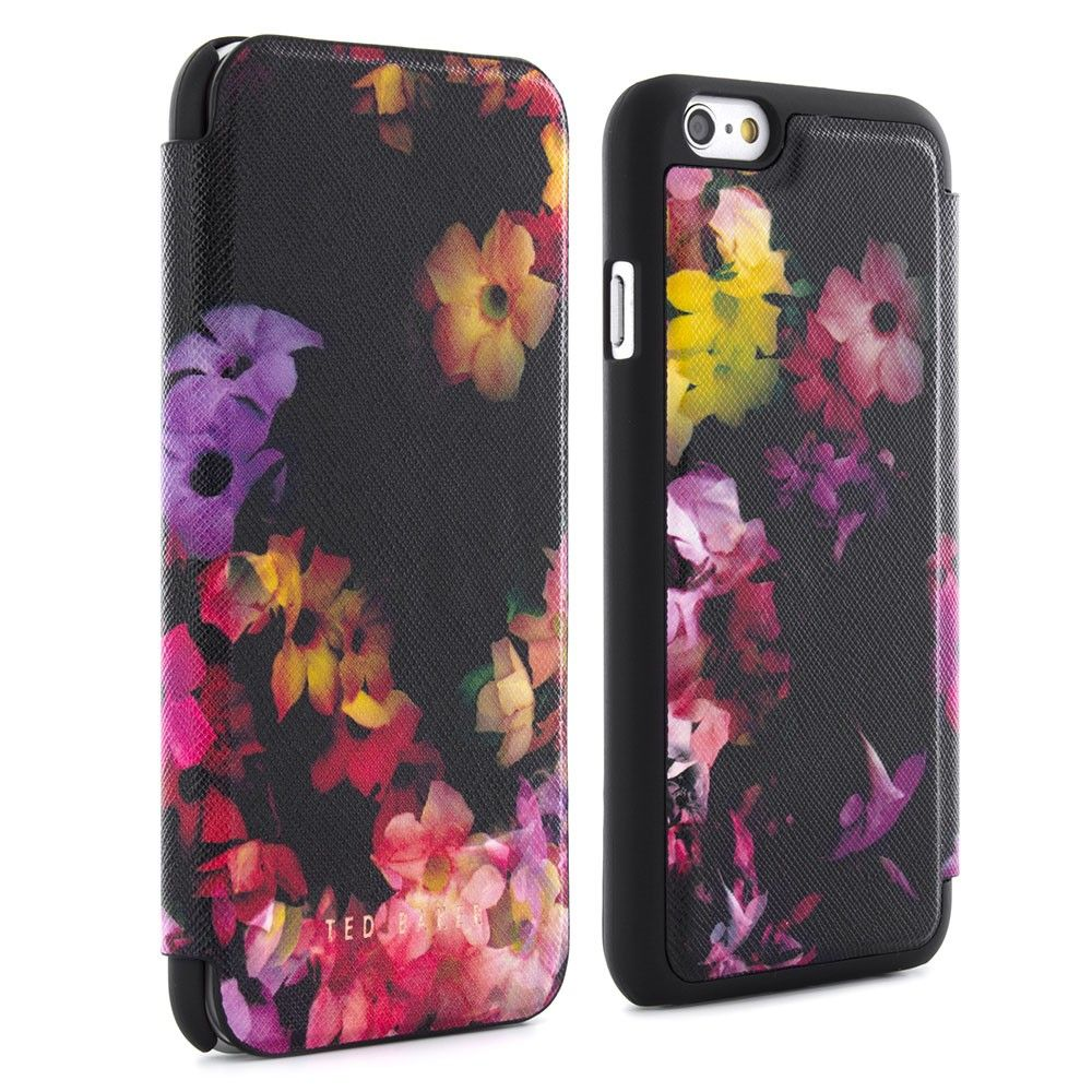 ted baker iphone 6 case with mirror
