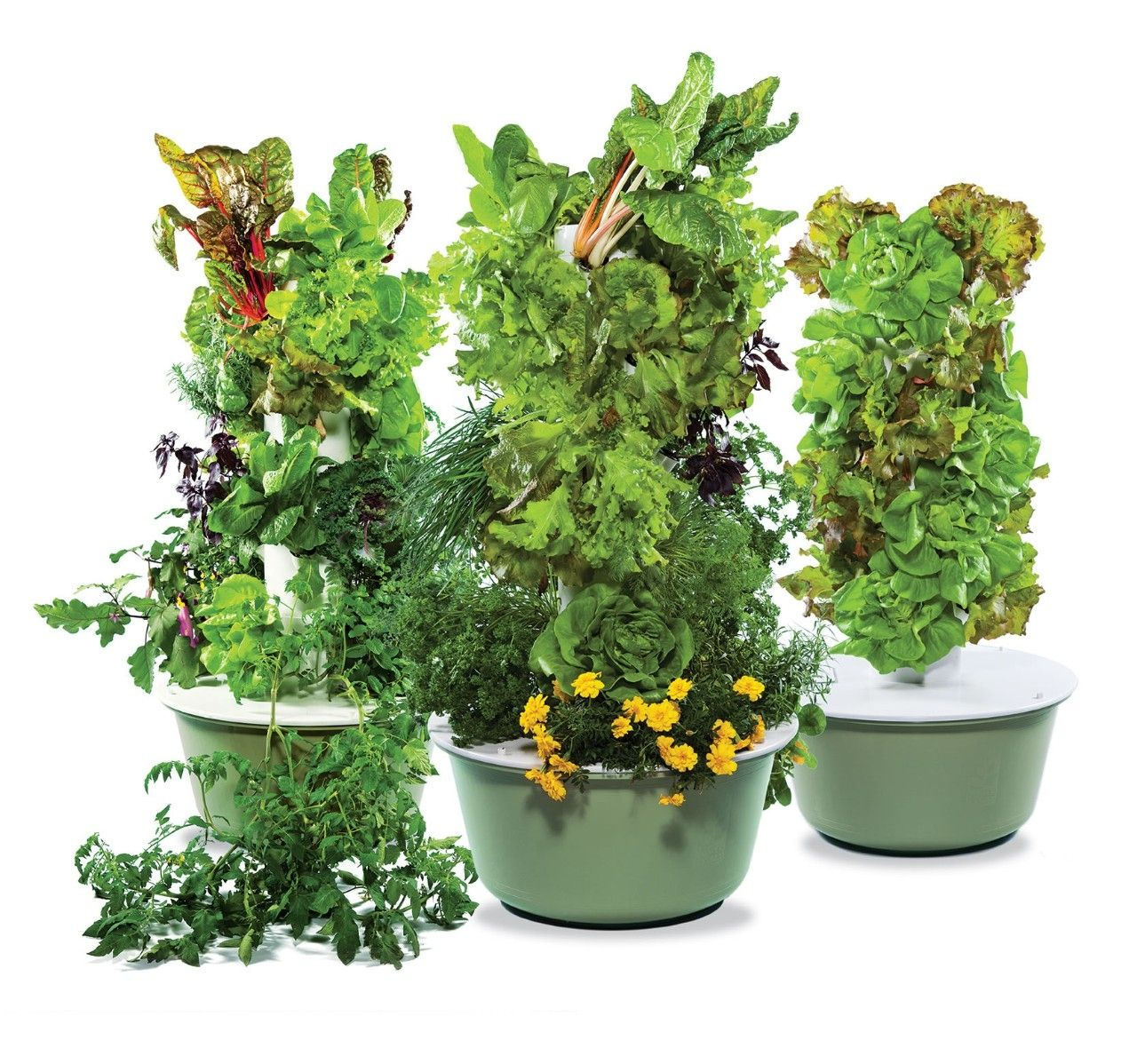 Tower Garden Family Garden Aeroponic System 1690 garden ideas