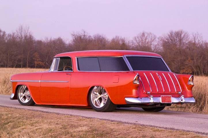 1955 Chevrolet Nomad For Sale 1735900 Hemmings Motor News