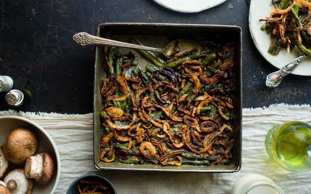 http://www.onegreenplanet.org/vegan-recipe/green-bean-and-mushroom-casserole/?utm_source=Green Monster Mailing List