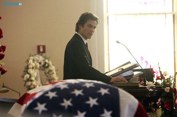 """#TVD 6x15 """"Let Her Go"""" - Damon"""