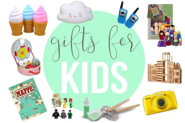idee regalo originali per bambini a natale