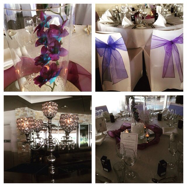 Reception Room Decorated At Parkwood International