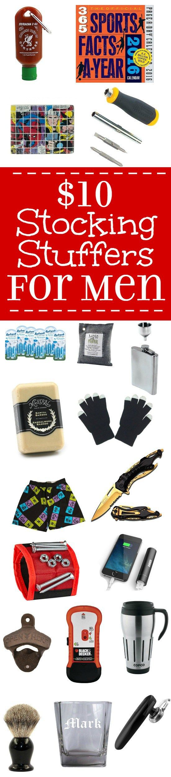 Christmas Gifts And Stocking Stuffers Ideas For Men 25