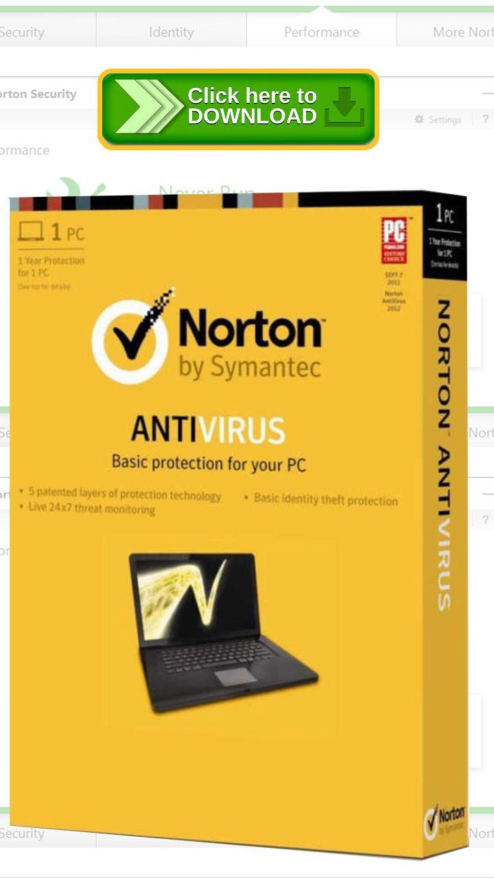 Norton Antivirus Free Download 2020 in 2020 | Norton ...