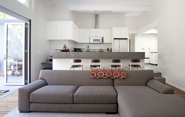Eichler Remodel by Klopf Architecture