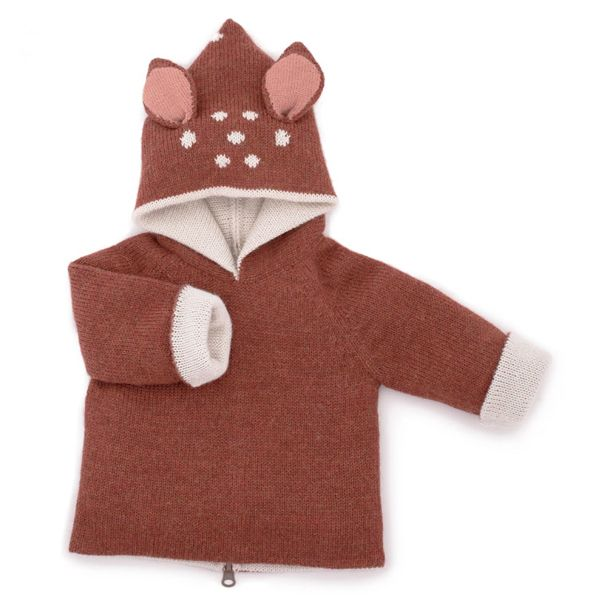 oeuf-nyc - Bambi animal hoodie | Clothes | Pinterest | Kind mode ...