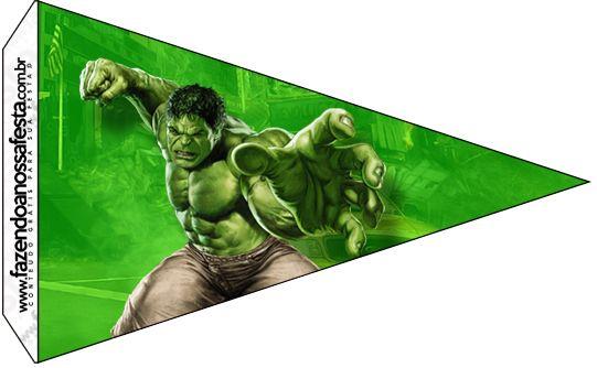 Kit Fnf 2 Hulk 24 Fazendo A Nossa Festa Aniversario Do