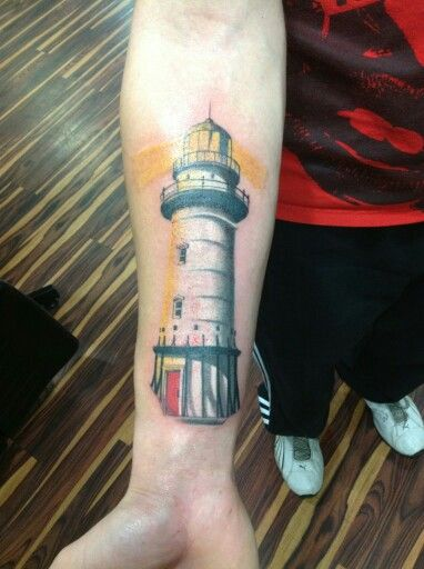 829143338 Lighthouse tattoo | Ink