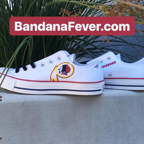 redskins converse tennis shoes, OFF 73