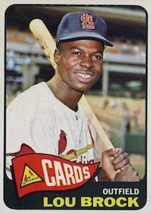 Photo of Top Lou Brock Baseball Cards, Vintage, Rookies, Autographs, Best