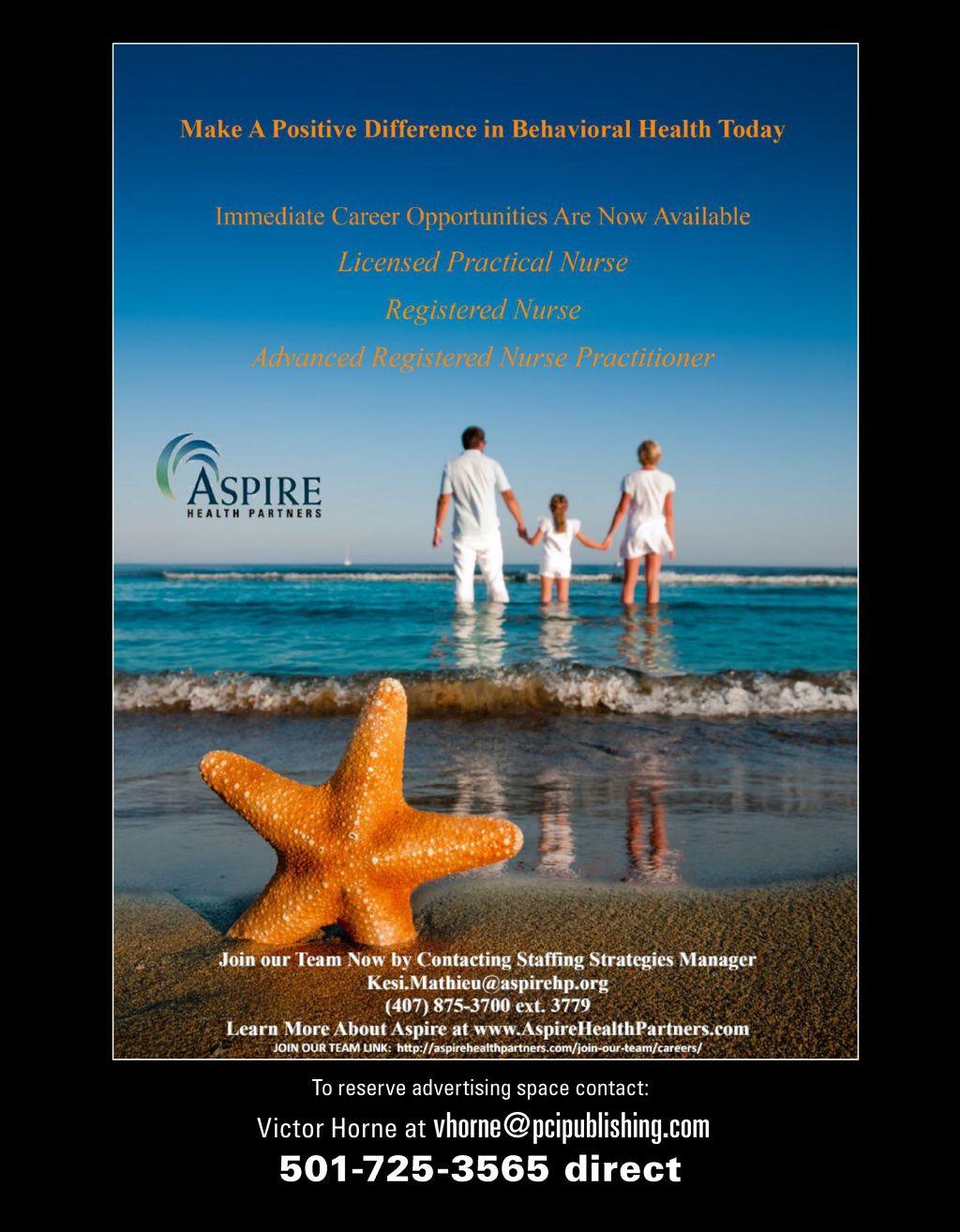 Florida Advanced nurse practitioner, Behavioral health