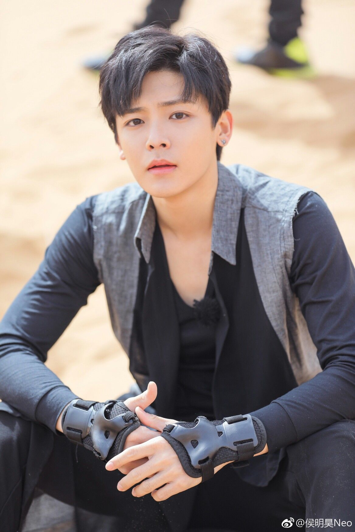 Cute Chinese Actor Hou Ming Hao Neo In 2019 Cute
