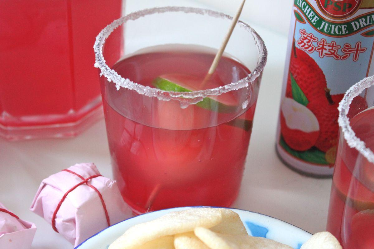 Cocktail : good evening Vietnam
