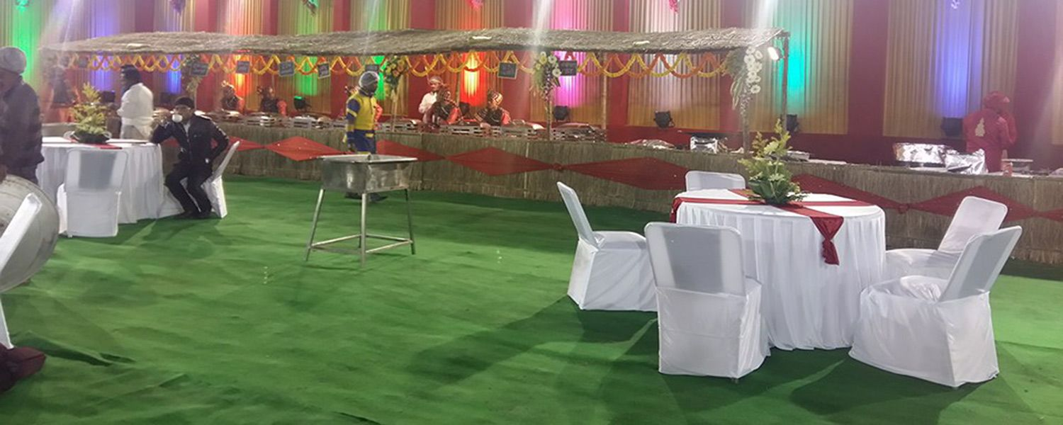 Dipali Tent House Is Royal Indian Event Management And Wedding Planner In Patna India