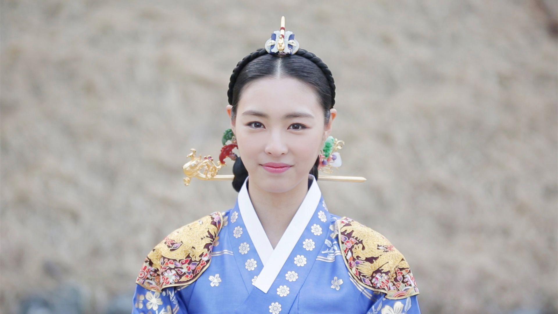 korea joseon dynasty royal princess | traditional asian hairstyles
