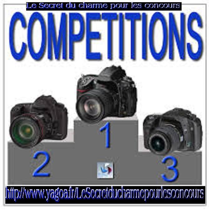 Le Secret du charme pour les concours http://www.yagoa.fr/LeSecretducharmepourlesconcours