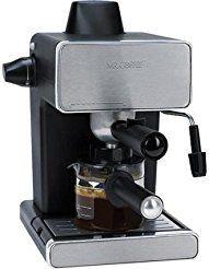 Christmas deals week Mr. Coffee Steam Espresso Maker - Black/Stainless Steel ( New)