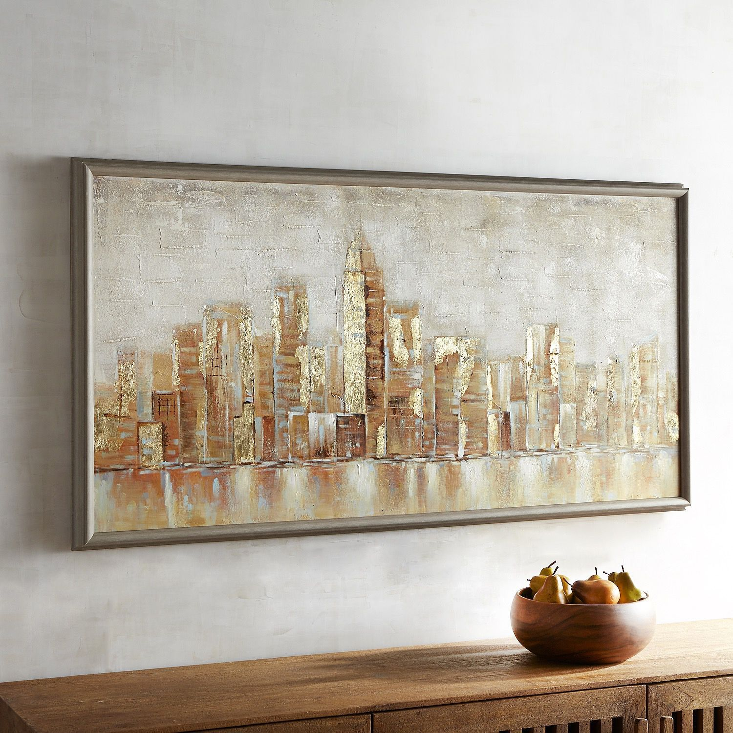 Framed glimmer city art products pinterest city art and products