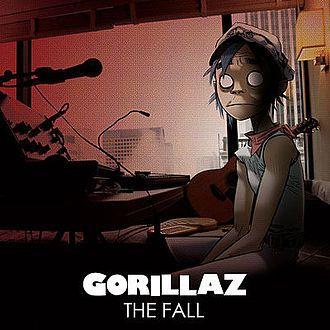 The Fall (Gorillaz album)