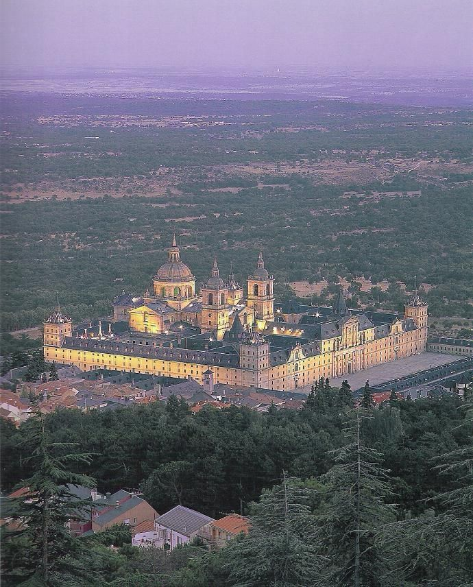 San Lorenzo De El Escorial Check Out Our Latest Post About Spain At Openupnow Net Places In Spain Spain Travel Madrid España